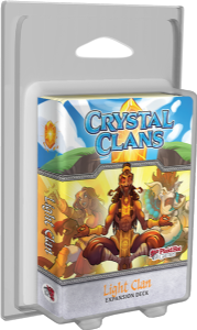 Crystal Clans : Light Clan Expansion Deck